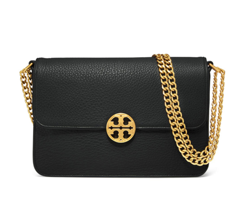 TORY BURCH Chelsea Convertible Shoulder Bag with Free Gift Free Shipping image 10