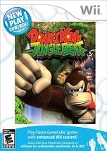 New Play Control Donkey Kong Jungle Beat (Nintendo Wii, 2009) - $14.73