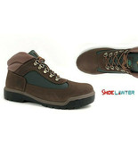 Timberland Men's Beef And Broccoli Brown Hiker Field Leather Boots Style... - $158.89
