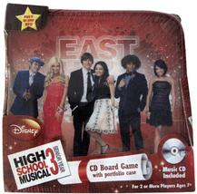 High School Musical 3 CD Board Game (In Portfolio) - $5.07