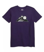 NEW '47 SUPER RIVAL Colorado Rockies T-Shirt Boy's Tee, Size XL - $13.10