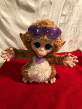 FUR REAL FRIENDS Baby Cuddles My Giggly Monkey Pet Plush Interactive Toy... - $4.16