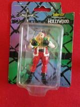 HOLLYWOOD HOGAN 1999 WCW Wrestling Superstar Christmas ORNAMENT Brand Ne... - $19.99