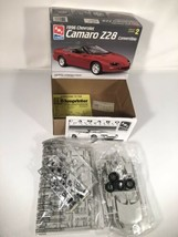 AMT 1996 Camaro Z28 Convertible Ertl 1/25 Scale Model Chevy 8034 Made In... - $29.69