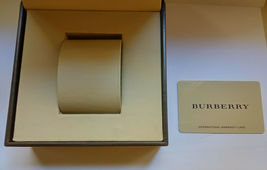 Burberry watch case box  image 3