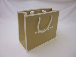 "Vintage Michael Kors Paper Shopping Retail Gift Bag 8"" x 10"" x 4"" - $29.69"