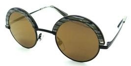 Alain Mikli Sunglasses A04003N 001/F9 46-25-135 Multicolor Thread / Brow... - $85.36