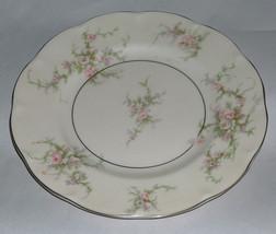 "1 Theodore Haviland New York 7 1/2"" ROSALINDE Replacement Salad Plate Dish USA - $18.38"