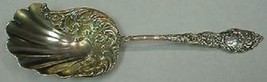 Passaic by Unger Sterling Silver Fried Oyster Server GW Sculpted Bowl 9 1/4""