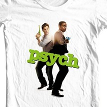 Psych T-shirt Shawn and Gus detective TV Show USA television NBC161 image 1