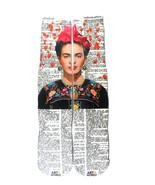 Art N Wordz Apparel Frida Kahlo Roses Dictionary Page Print Pop Art Unis... - $19.99