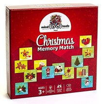 Mind Tools - Christmas Educational Memory Match Game for Toddler Prescho... - $15.76