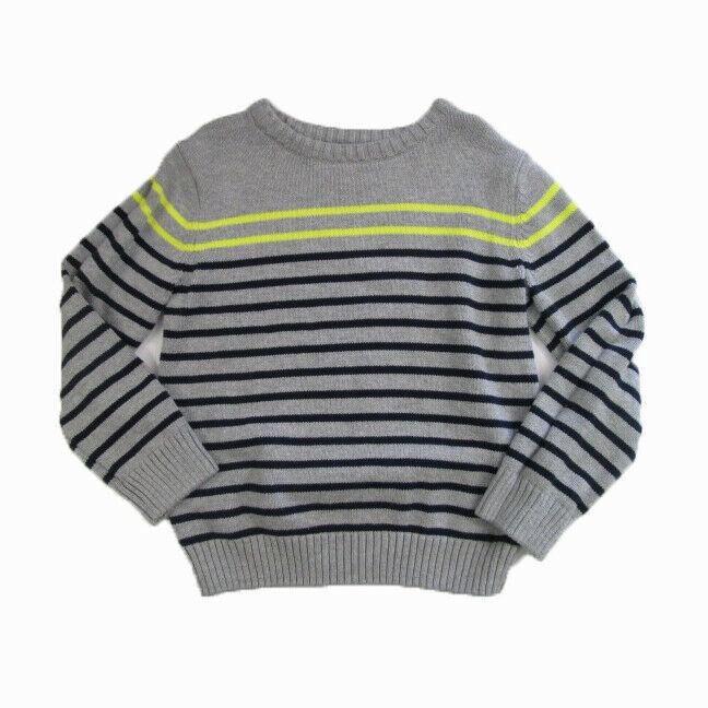 Gymboree long sleeve stripe sweater SIZE SMALL 5/6 - $8.86