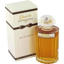 Balenciaga Quadrille Perfume 3.3 Oz Eau De Toilette Spray  image 5