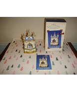 Hallmark 2002 Jewelry Box Ballet Treasures & Dreams 1st In Series Ornament - $14.99