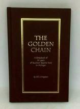 Golden Chain Scrapbook of 50 years Southern Baptist Work Michigan Living... - $9.89