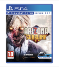 Arizona Sunshine VR  (Physical Game- case & disc, PSVR, Playstation 4)   - $34.65