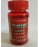Holland & Barrett Radiance Multi Vitamins & Iron One a Day 240 Tablets - $20.57