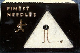 PHONOGRAPH NEEDLE STYLUS for WEBSTER ELECTRIC WE-550 SC-TD SC-3  893-DS73 - $8.08