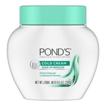 Ponds Cold Cream Moisturizing Deep Cleanser & Make up Remover 9.5 oz (26... - $7.99