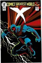 "Comics' Greatest World ""Arcadia"" (Dark Horse Comics) 1 2 3 4 - All Near Mint - $7.49"