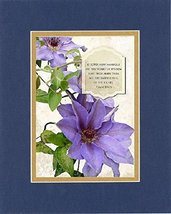 GoodOldSaying  Poem for Inspirations - O Lord, how manifold are thy works!. . 8x - $11.14