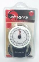 Samsonite Manual Luggage Scale - $12.99