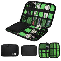 Popular Electronic Accessories Cable USB Organizer Bag Case Travel Inser... - €18,47 EUR