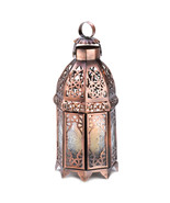 Copper Moroccan Candle Lamp 10013366 - $20.10