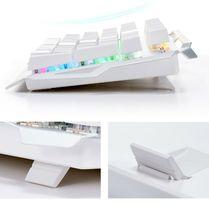 Xenics StormX Zero Gaming Keyboard Korean English USB Wired Blue Switch Keyboard image 7