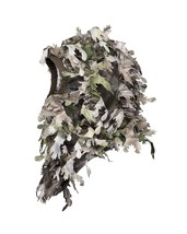 Woodland Clothing Hd Camouflage Hunting Full Cover Ghillie Leafy 3d Face... - $14.54