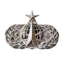 Genuine U.S. Air Force Usaf Breast Badge: Space And Missile: Senior - Regulation - $15.34