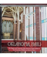 OKLAHOMA, HAIL  classical CD 3012  Okla. University School of Music - $6.95