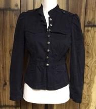 Ann Taylor LOFT Jacket, Size 4P, Long Sleeve, Unique, Black - $15.99