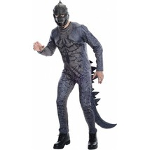 Rubie's Men's Godzilla Adult Jumpsuit Costume with Mask - $39.10