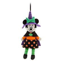 Disney Minnie Mouse Halloween Plush Ornament - $18.79