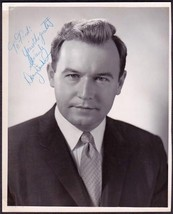 Unknown Celebrity Vintage Signed Photo - Do You Know Danny W? - $17.50