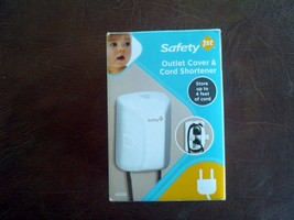 Safety 1st Outlet Cover with Cord Shortener 1 - $8.27