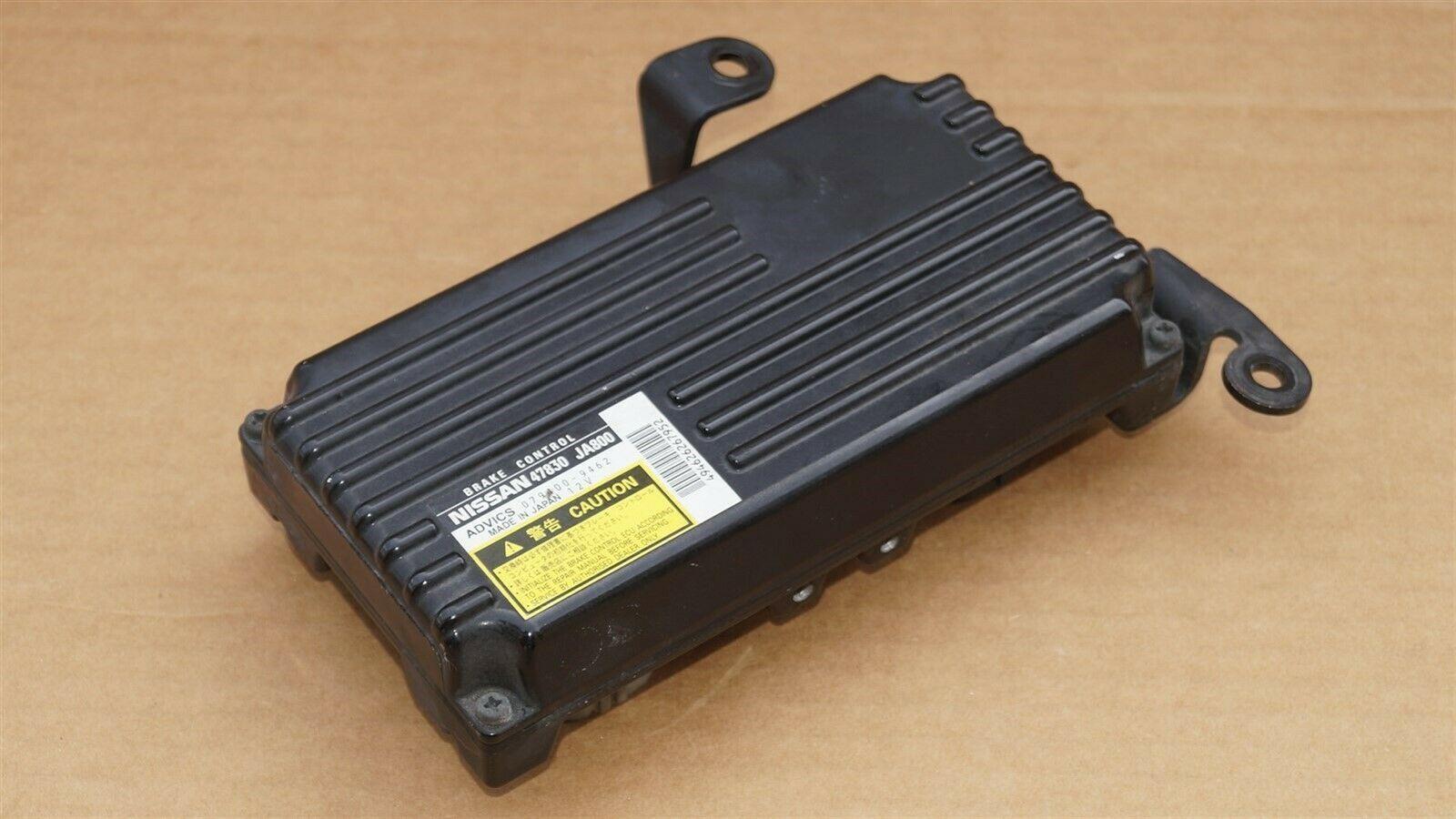 Nissan Altima Hybrid ABS Brake Control Module Computer 47830-JA800