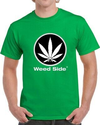 Weed Side Brand T Shirt