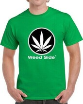 Weed Side Brand T Shirt image 1