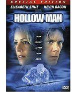 Hollow Man DVD - $1.70