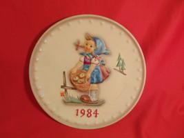 "1984 Hummel 14th Annual Plate,""Little Helper"".  - $17.99"