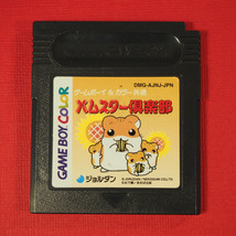 Hamster Club (Nintendo Game Boy Color GBC, 1999) Japan Import - $2.98