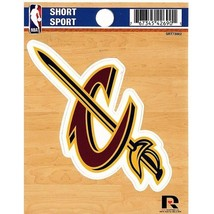 cleveland cavaliers nba basketball team logo car sticker decal made in usa - $18.04