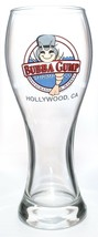 Bubba Gump Restaurant Hollywood, Ca. 24oz. Large Beer Pilsner Glass Souv... - $11.85