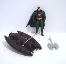 1993 Batman the Animated Series GROUND ASSAULT BATMAN Kenner with Access... - $12.95