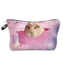 3D Animal Printing Case Stationery Pen Bag Girl School Pouch Woman Makeu... - $105,10 MXN