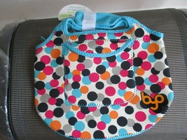 BNWT Built NY Dot Zesty zip top Lunch Bag by BYO, machine washable, Larg... - €11,04 EUR