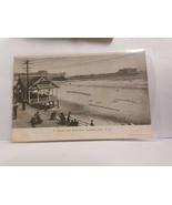 AC7 Beach and Steel Pier  Atlantic City NJ UNDB Postcard EX-NM - $2.85